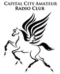 Capital City Amateur Radio Club Sponsor Logo