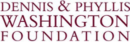 Dennis and Phyllis Washington Foundation Sponsor Logo